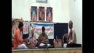 Aravind Bhargav manolin, Nallani meni - aravindbhargav , Carnatic
