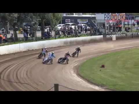 All of the 15 heats for the Solo Best Pairs competition held at Rosebank Speedway on Sunday 09 December 2018 - to win, they had to get top points over the 5 rounds of heats - dirt track racing video image