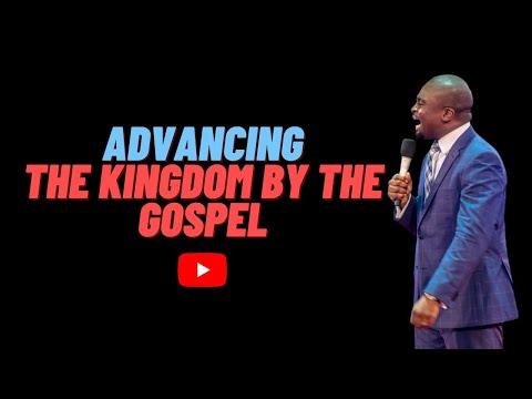 THE SCHOOL OF TYRANNUS  ADVANCING THE KINGDOM BY THE GOSPEL  DAVID OYEDEPO JNR
