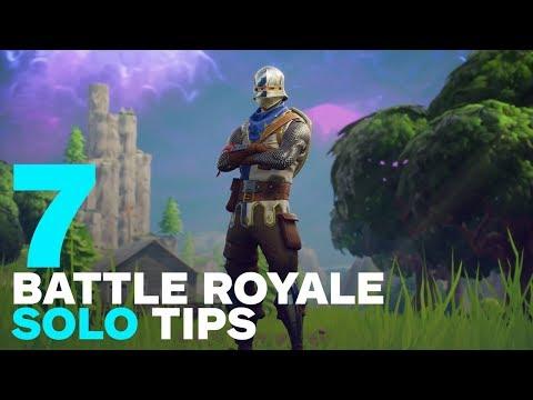 7 Best Fortnite Solo Tips for Battle Royale - UCKy1dAqELo0zrOtPkf0eTMw