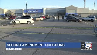 Second Amendment questions for Kansas, Missouri