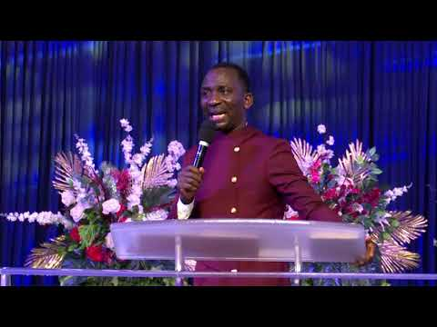 THE BLESSING OF APPRECIATION BY DR PAUL ENENCHE