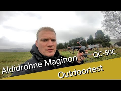 Aldi Maginon Quadrokopter QC-50S im Outdoorflugtest bei 5 C° - UCNWVhopT5VjgRdDspxW2IYQ