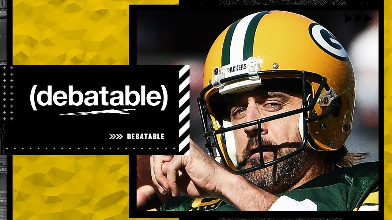 The (debatable) crew reacts to Aaron Rodgers saying 'I own you, and I still own you' | (debatable)