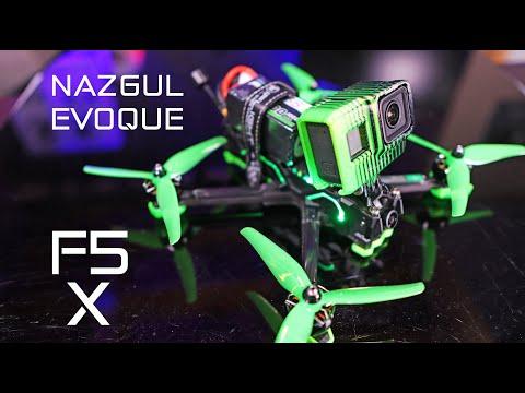 The Most Popular FPV Drone - iFlight NAZGUL Evoque F5 - Review - UCm0rmRuPifODAiW8zSLXs2A
