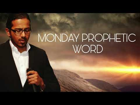 IT'S A TIME OF THE COMFORTER, MONDAY PROPHETIC WORD 3 FEBRUARY 2020