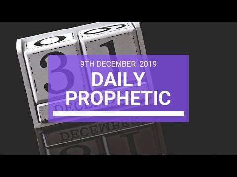 Daily Prophetic 9 December 3  of 4