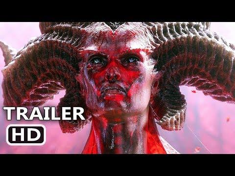 DIABLO 4 Official Trailer (2020) Cinematic Video Game HD - UCzcRQ3vRNr6fJ1A9rqFn7QA