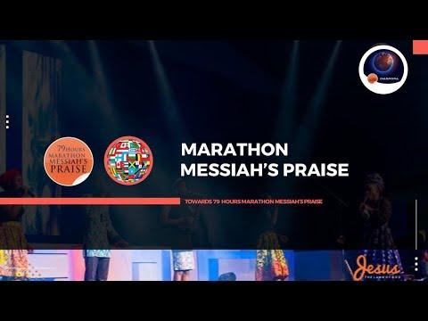 79 HOURS MARATHON MESSIAH'S PRAISE 2021 [ DAY 3 ]