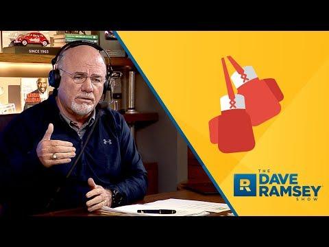 Love vs. Enabling - Dave Ramsey Rant