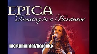 Dancing in the Hurricane (instumental with growling and choir) (with lyrics)