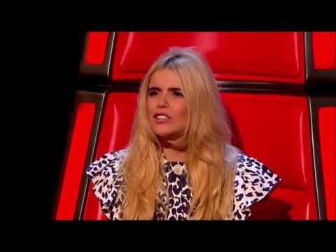 Paloma Faith Best Moments on The Voice UK part 1 - default
