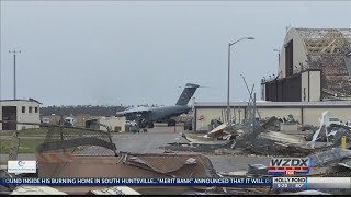 Tyndall Air Force Base in tatters 9 months after Hurricane Michael