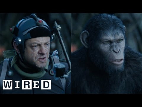 Turning Human Motion-Capture into Realistic Apes in Dawn of the Planet of the Apes | WIRED - UCftwRNsjfRo08xYE31tkiyw