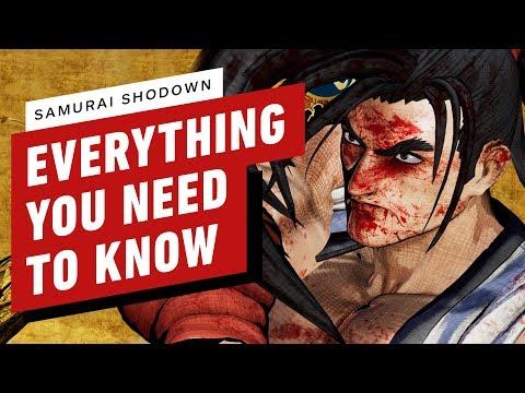 Everything You Need to Know About Samurai Shodown - UCKy1dAqELo0zrOtPkf0eTMw