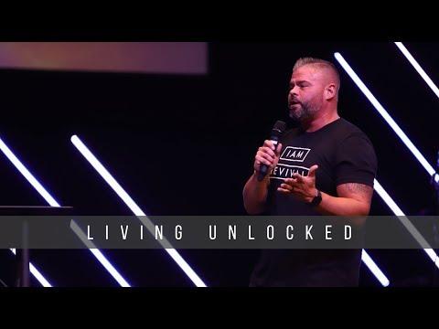 Living Unlocked  Baptized in Glory  9.22.19