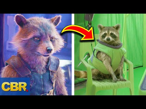 10 Little Known Facts About Rocket Raccoon From Marvel's Avengers - UCuCk_7b2_4uSr6y5hFmjuMQ