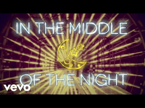 Middle of the Night (Video Lirik) [Feat. Martin Jensen]