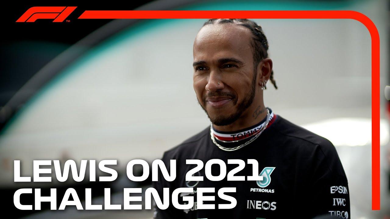 Lewis Hamilton: 'We've Got A Massive Challenge'