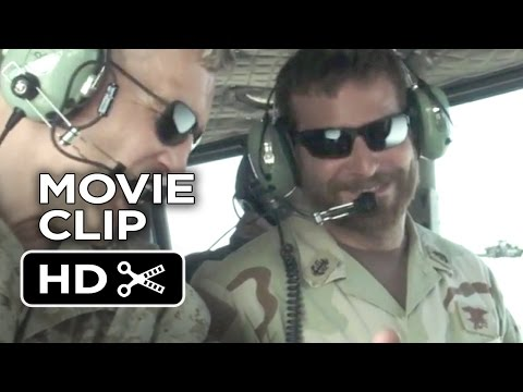 American Sniper Movie CLIP - Most Wanted Man in Iraq (2015) - Bradley Cooper Movie HD - UCkR0GY0ue02aMyM-oxwgg9g