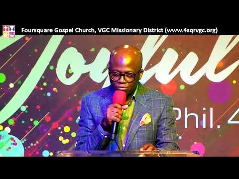 Sunday Worship Service: 8th Sept; 2019
