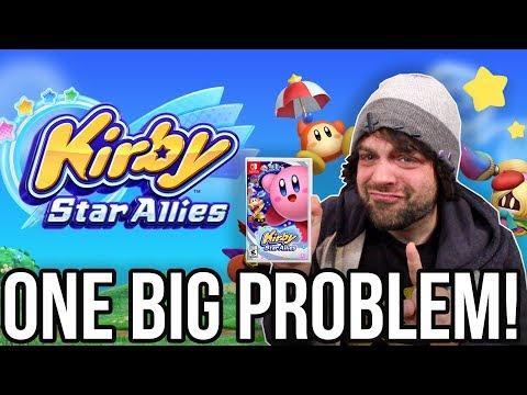 The ONE BIG PROBLEM of Kirby Star Allies for Nintendo Switch | RGT 85 - UC_LDtFt-RADAdI8zIW_ecbg