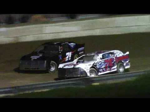 Street Stock Feature | Freedom Motorsports Park | 5-19-17 - dirt track racing video image