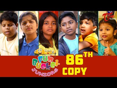 Fun Bucket JUNIORS | Episode 86 | Kids Funny Videos | Comedy Web Series | By Sai Teja - TeluguOne