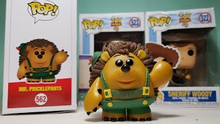 4K Funko Pop #562 Toy Story Mr.Pricklepants SDCC Summer Convention 2019 Exclusive Unpacking!