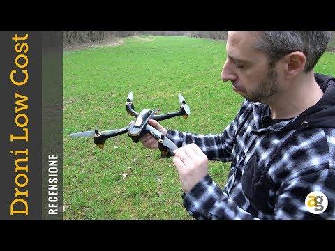 Precipitato da 30 metri. Ha retto! Recensione DRONI BEST BUY CINESONI. - default