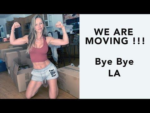 We're Moving!!!  Bye Bye LA! - UCrd4Hfglr4EczsLXKdGvCLA
