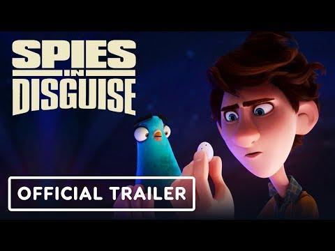 Spies in Disguise - Trailer #3 (2019) Will Smith, Tom Holland - UCKy1dAqELo0zrOtPkf0eTMw