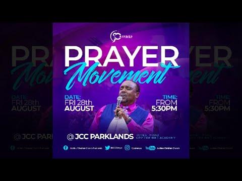 Jubilee Christian Church Parklands -Prayer Movement -28th Aug 2020  Paybill No: 545700 - A/c: JCC