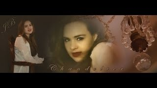 Chandelier Cover official Video by Jenifer Brening