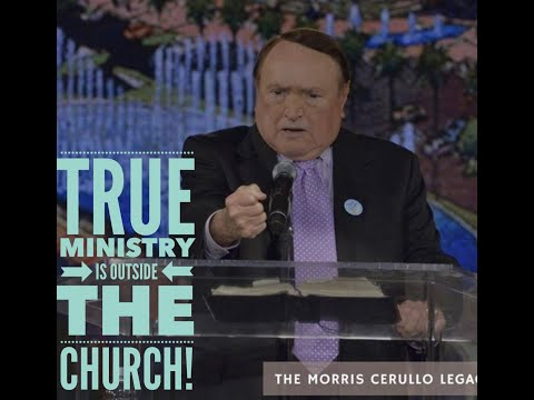TRUE MINISTRY IS OUTSIDE THE CHURCH!