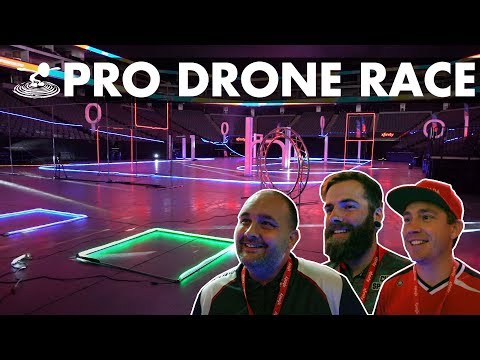 $25,000 up for grabs!? An inside look at the Xfinity Drone Race 2018 - UC9zTuyWffK9ckEz1216noAw