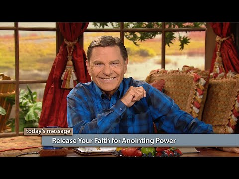 Release Your Faith for Anointing Power