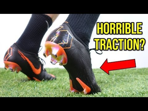 DID NIKE MAKE A HUGE MISTAKE? - Nike Mercurial Vapor 12 Elite (Black/Orange) - Review + On Feet - UCUU3lMXc6iDrQw4eZen8COQ