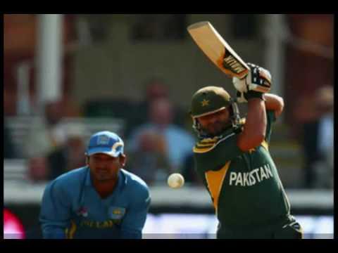 Just dedicated to Pak Cricket team