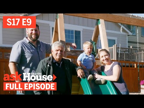 Ask This Old House | Swing Set, Robotic Construction (S17 E9) | FULL EPISODE - UCUtWNBWbFL9We-cdXkiAuJA