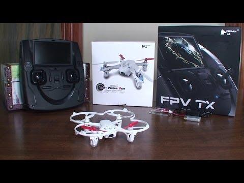 Hubsan FPV X4 (H107D) - Review and Flight - UCe7miXM-dRJs9nqaJ_7-Qww