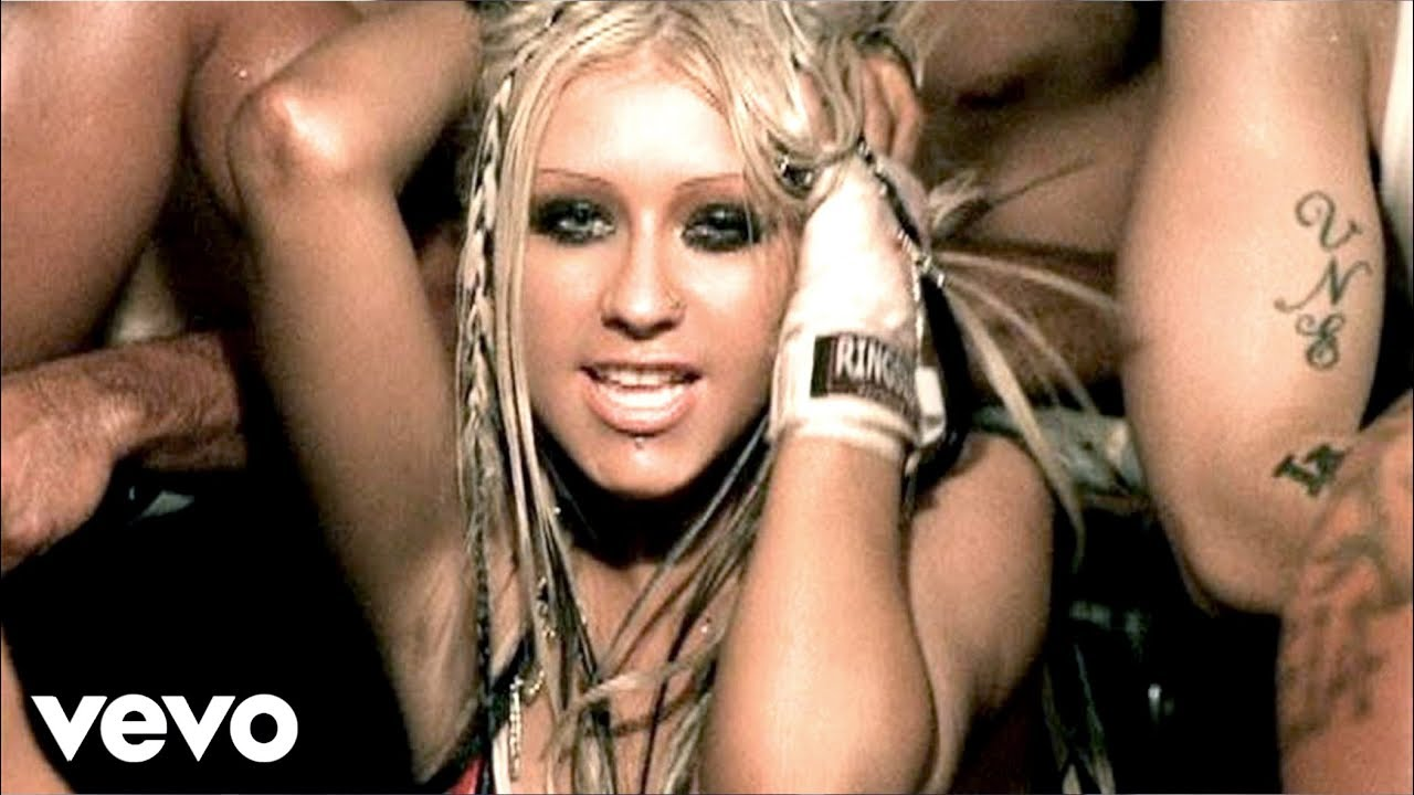 butt Video Christina Aguilera naked photo 2017
