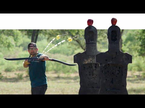 Archery Trick Shots 2 | Dude Perfect - UCRijo3ddMTht_IHyNSNXpNQ