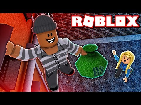 How my first day as a THIEF went in Roblox... - UCrkfdiZ4pF3f5waQaJtjXew