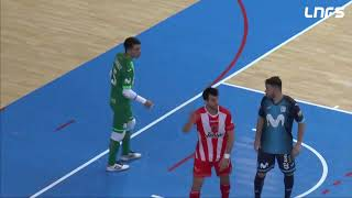 Spain League - Round 21 - Inter Movistar FS 7x1 Jimbee Cartagena FS