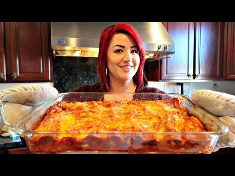 How to make The Best Enchiladas (EASY Steph by Steph)   Views Recipe - UC3SavWiENFTi57igE7jtUoA