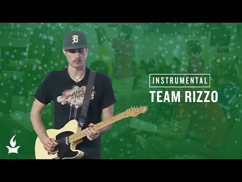 (Instrumental) Team Rizzo -- The Prayer Room Live Moment