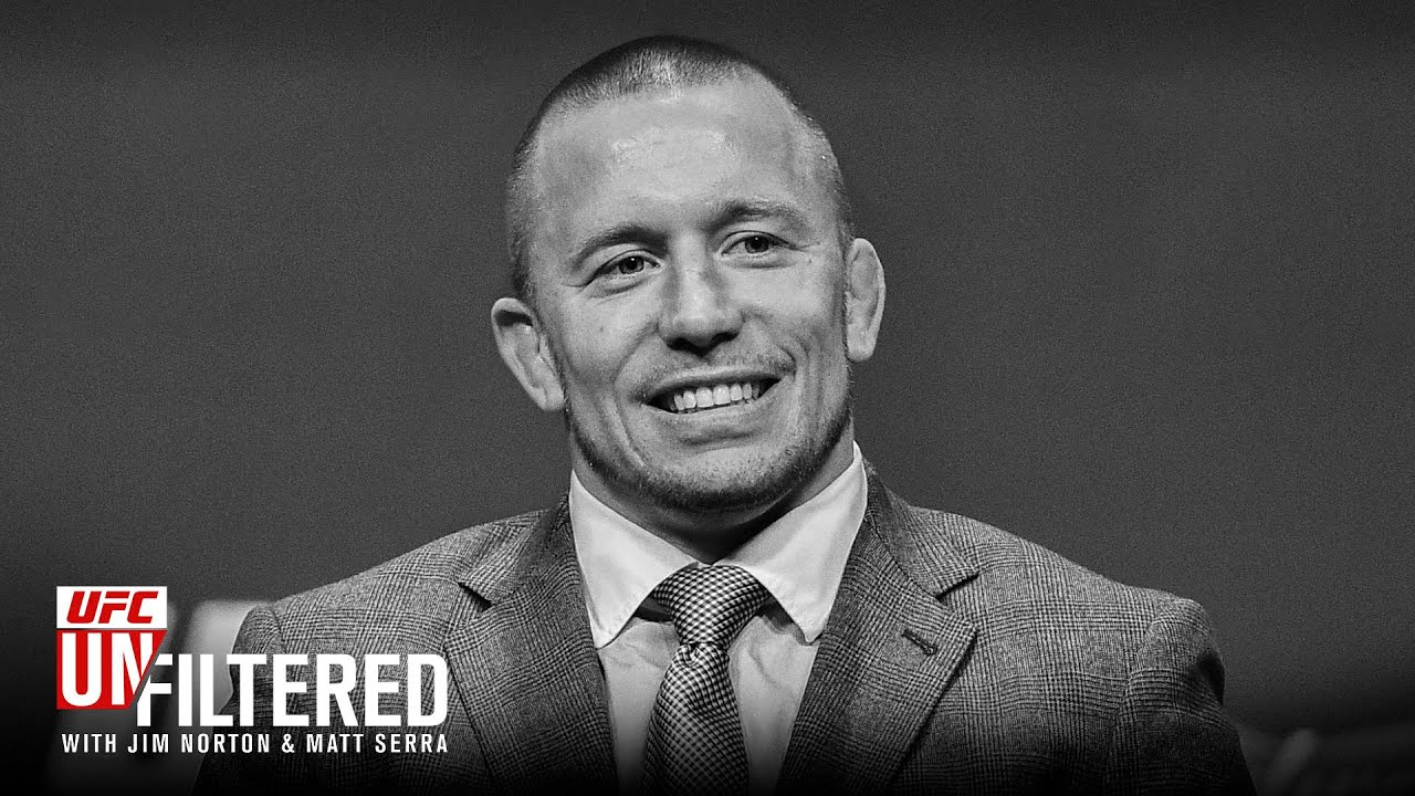 Unfiltered Episode 486: Georges St-Pierre