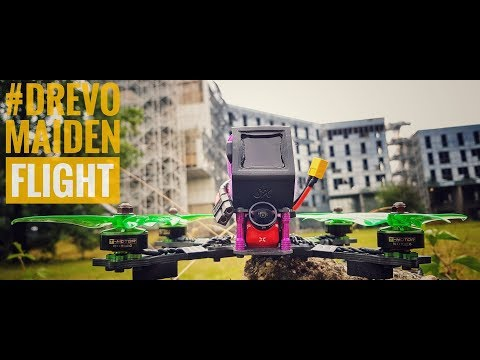 #drevo maiden flight never felt so good//FPV freestyle - UCi9yDR4NcLM-X-A9mEqG8Hw