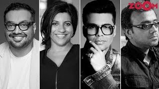Karan Johar, Zoya Akhtar, Dibakar Banerjee, Anurag Kashyap to come together for Ghost Stories